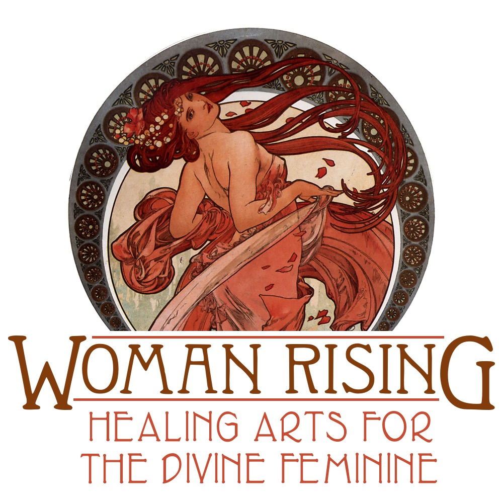 Woman Rising Logo